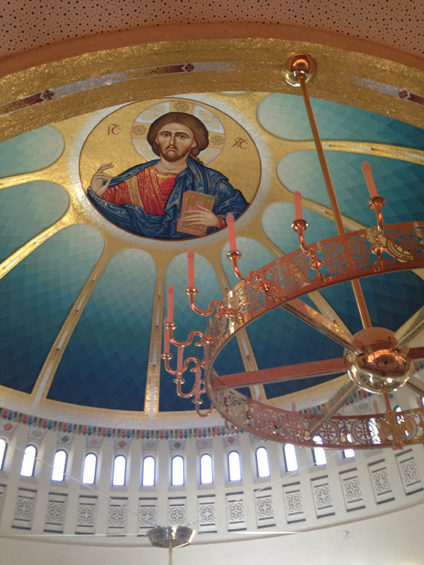 Dome of the Resurrection Cathedral
