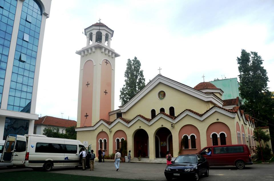 Annunciation Church of Tirana
